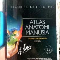 Atlas anatomi manusia