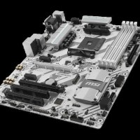 PROMO MURAH MSI B350 TOMAHAWK ARCTIC (Socket AM4 DDR4) HARGA MURAH