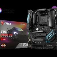 PROMO MURAH MSI X370 Gaming Pro Carbon (Socket AM4 DDR4) HARGA MURAH