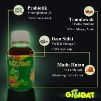 Madu Penambah Nafsu Makan Anak Gizidat 130 ml