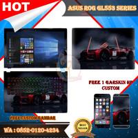 Original Garskin Laptop Full Body Asus ROG GL553 Series Motif NFS