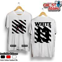 Kaos - tshirt  Off White X bape 001