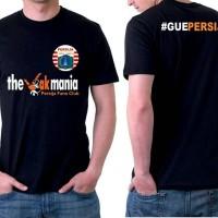 Kaos Shirt Persija The Jakmania