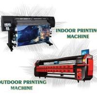 Print Banner Outdoor / Spanduk bahan Tebal 380g