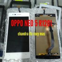 LCD FULLSET OPPO NEO 5 R1201 BERGARANSI