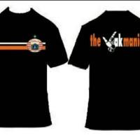 Kaos Shirt Persija The Jakmania Elegant