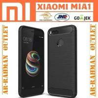 Xiaomi MIA1 MI A1 casing case armor cover tpu ipaky carbon anti crack