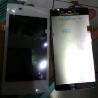 LCD FULLSET TOUCHSCREEN OPPO JOY R1001 ORIGINAL
