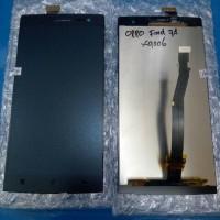 LCD FULLSET TOUCHSCREEN OPPO FIND / 7A / X9006 ORIGINAL