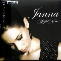 CD JANNA RIGHT NOW (AUDIOPHILE) (ORIGINAL)