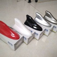 Antena Sirip Hiu Model AERO Merah, Putih, Hitam, Abu Abu, dan Hitam