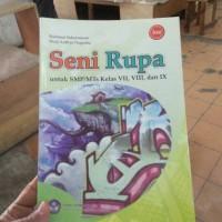 buku seni rupa untuk smp bse
