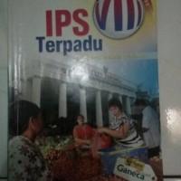 buku sekolah IPS terpadu kelas 8 SMP