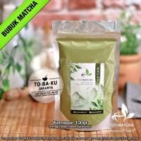 Pure Matcha GreenTea Teh Hijau Serbuk Purematcha Green Tea Bubuk 100gr