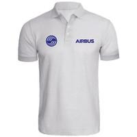 Polo Shirt Airbus