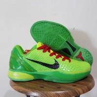 sepatu basket nike kobe 6 green