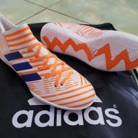Futsal Adidas Nemeziz17.3 IC - White Orange