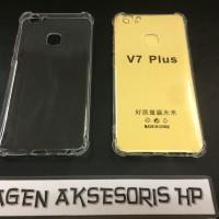 Anti Crack Vivo V7 Plus Y79 V7+ 5.99 inch SoftCase Jelly Tahan Banting