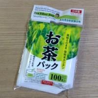 Tea filter bag kantong teh kertas isi 100 kantong rempah kantong bumbu