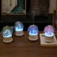 Immortal Etenal Flower Humidifier Elegant Aroma Difusser