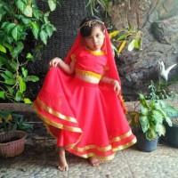baju india anak/baju india anak murah 7-9 th