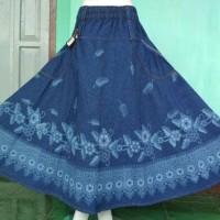 realpict ! rok payung / rok panjang / rok muslimah / rok jeans premium