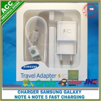 Charger Samsung Galaxy Note 4 Note 5 s6 ORIGINAL 100% Fast Charging