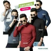 Baju turtleneck pria (import)