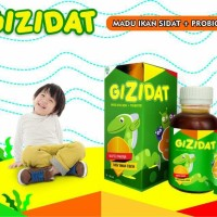 Suplemen Penambah Nafsu Makan Anak - Gizidat