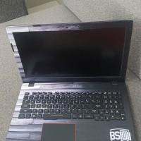 [Original] Garskin Laptop Full Body Asus Rog GL553VD - Free Custom