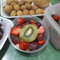 Salad buah Cup 400ml