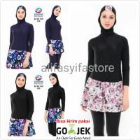 Baju Renang Wanita Muslim Muslimah Dewasa ES-ML-DW-018