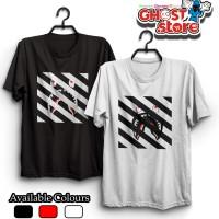 Kaos - tshirt Off White X bape 003