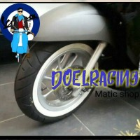 Aksesoris scoopy list ban scoopy ring 12 white wall scoopy 2017