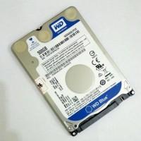 HARDDISK WD / WDC 500GB BLUE 2.5 WD Blue Notebook 500GB 2.5 inch