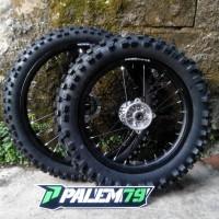 Wheelset Trail Paket Ban Corsa MT Cross 21 18 KLX 150 S L BF Dtracker