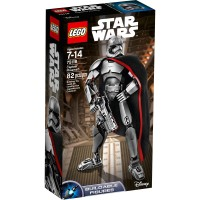 Lego 75118 Star Wars Captain Phasma Buildable Figures Starwars