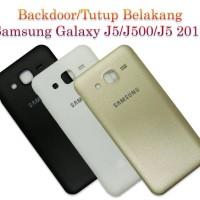Backdoor Samsung Galaxy J5 2015 / J500 Back Door Casing Tutup Belakang