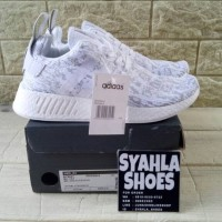 ADIDAS NMD R2 WOMEN FOOTWEAR WHITE GREY BNIB