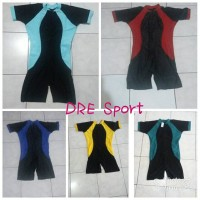 Baju renang Diving anak SD pria/wanita
