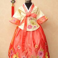 Hanbok girl baju anak dress tradisional korea kostum TK265