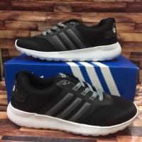 Sepatu Adidas Neo cloudfoam lite racer murah sol ori running