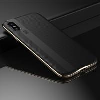 CASE/CASING APPLE IPHONE X / 10 AKSESORIS NEW NEO HYBRID SGP SPIGEN