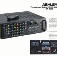 AMPLIFIER MIXER ASHLEY KA 6500 (300W Original)