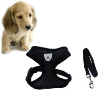 harnes anjing kalung kucing baju tali tuntun hewan harness Ling Chong