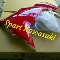 Fairing, fering atas Merah ninja 250 fi Original Kawasaki