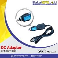DC adaptor GPS navigasi