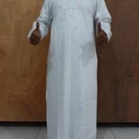 baju muslim jubah gamis koko pria laki laki / perlengkapan haji umroh