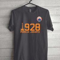 Kaos Tshirt Baju Combed 30S Persija 1928 Grade Ori