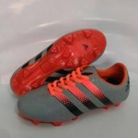 sepatu bola anak adidas purecontrol abu abu ukuran 36&37